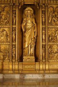 ALTAR IN HONOUR OF THE SACRED HEART - The Altar | A Blessed Call To Love